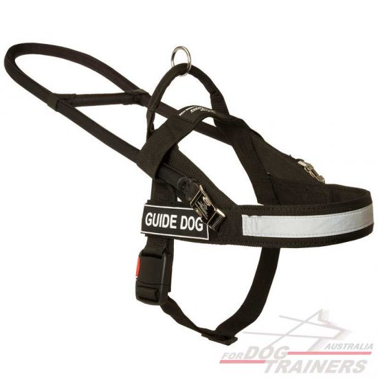 Special Nylon Harness-Guide Assistance Reflective Harness