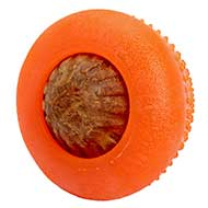 'Orange Dream' Special Rubber Treat Dispensing Dog Toy - Large