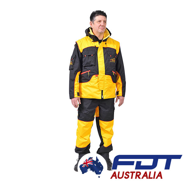 Protection Training Suit of Waterproof Membrane Fabric