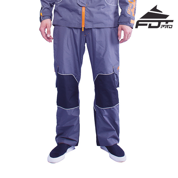 FDT Professional Pants Grey Color for All Weather