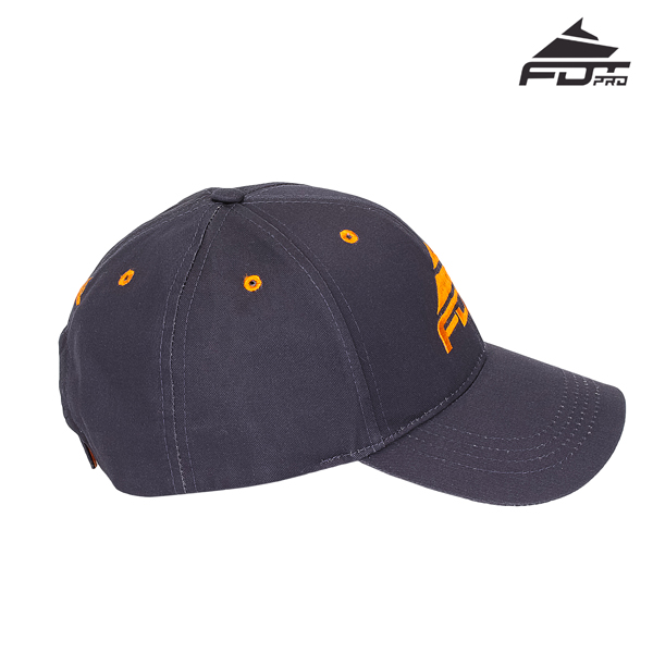 Fine Quality Easy Adjustable Snapback Cap for Dog Training